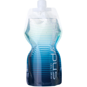 Platypus SoftBottle - Gourde - Closure Cap 1000ml bleu/Bleu pétrole